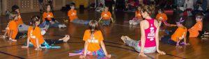 joga kamp za decu