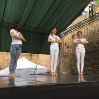 Art Yoga Similiris na Beogradskom manifestu 2016.