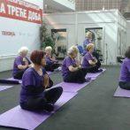 Art joga za zdravo starenje, 2017