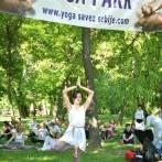 """2012. Akcija """"Vežbajte jogu sa nama"""""""