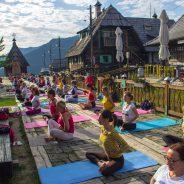 """Veliki joga kamp """"Vibhuti"""" u Drvengradu i mini kamp joge za decu 2017."""
