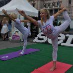 Art joga Similiris na Trgu Republike – 2017