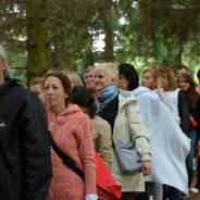 Joga izlet u Košutnjačkom parku, 17.2.2015.
