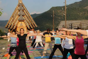 Veliki joga kamp - 2018