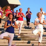 Peti veliki joga performans u Novom Sadu, 2017