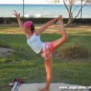 """2010. Akcija """"Vežbajte jogu sa nama"""""""
