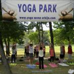 """2014. Akcija """"Vežbajte jogu sa nama"""""""
