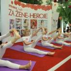 "Art joga Similiris, ""Za žene heroine"", 2014."