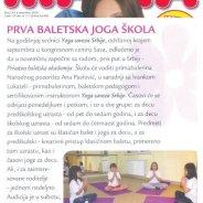 Baletska akademija, primabalerine Ana Pavlović i Ivanka Lukateli, Mama, 2010