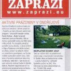 Brankica Šurlan, češke novine Zapraži, juli 2010