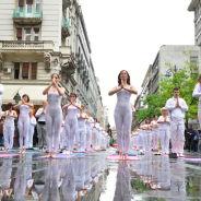 Veliki joga performans, Beograd 2013.