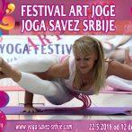 Četvrti beogradski festival Art yoge – 2018