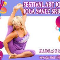 Peti festival art joge u Delta Cityju