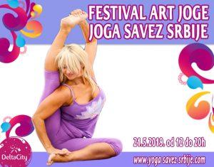 Joga savez Srbije, festival joge