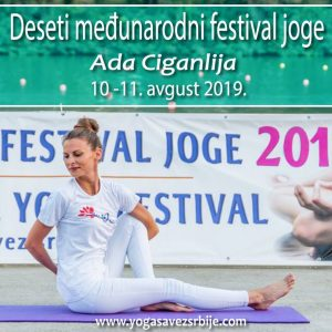 Joga savez Srbije festival joge