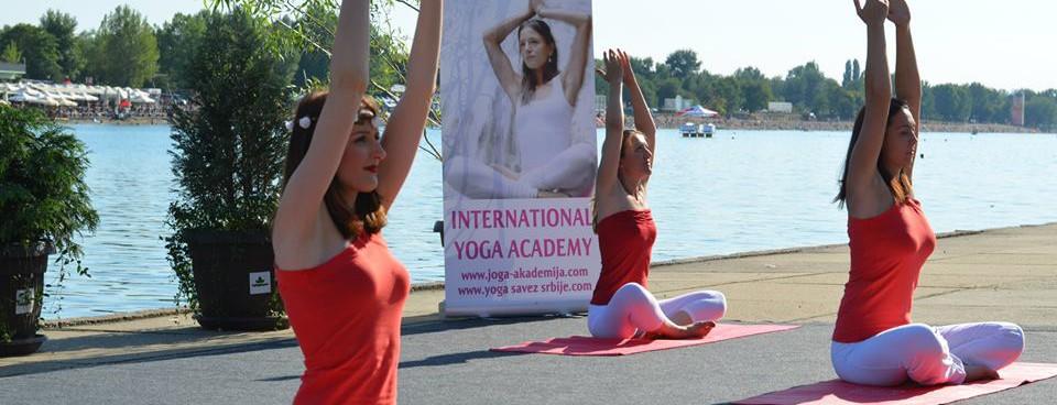 Medjunarodnog dan joge