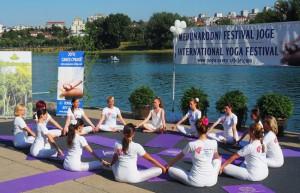 6. Međunarodni festival joge - Srbija 2015 - Joga savez Srbije