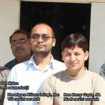Postdoktorsko istraživanje u Institutu Patanjđali, 2012/13.