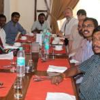 Postdoktorsko istraživanje u Institutu Vivekananda, 2014.