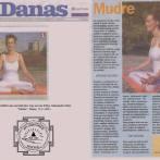"""Intervju, Aleksandra Mitić, """"Mudre"""", Danas, 2011"""