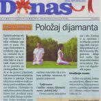 "Intervju, Aleksandra Mitić, ""Položaj dijamnta"", Danas,2012."