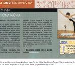 Intervju, Brankica Šurlan, časopis Ana, mart 2005.