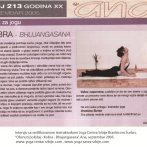 Intervju, Brankica Šurlan, časopis Ana, septembar 2005.