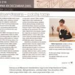 Intervju, Brankica Šurlan, časopis Ana