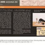 Intervju, Brankica Šurlan, časopis Ana, maj 2005.