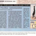 Intervju, Brankica Šurlan, časopis Ana, februar 2005.