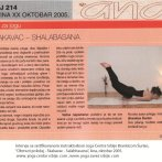 Intervju, Brankica Šurlan, časopis Ana, oktobar 2005.
