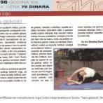 """Intervju, Brankica Šurlan,""""Ana"""", 2004."""