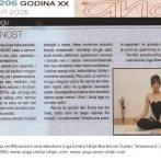 "Intervju, Brankica Šurlan,"" Umerenost"", časopis Ana, 2005."