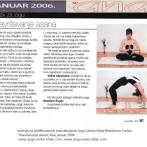Intervju, Brankica Šurlan, časopis Ana, januar 2006.
