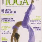 "Aktivnosti JSS u aprilu mesecu, Magazin ""Yoga"", 2015."