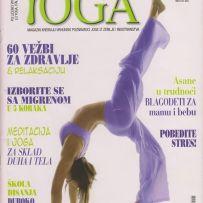 "Kalendar aktivnosti JSS, Magazin ""Yoga"", 2015."