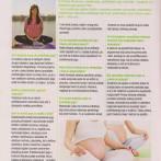 """Intervju, Dr Branka Novaković, Magazin """"Yoga"""" maj 2015."""