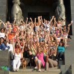 Veliki joga izlet na Avali, 2014