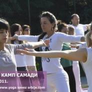 Međunarodni joga kamp Samadhi I, Goč 2011