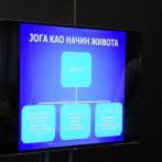 Joga savez Srbije na Serbian visions, 2015.