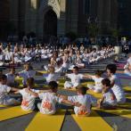 Međunarodni joga performans, Novi Sad, 2014