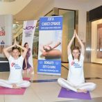 Art joga Similiris, osmomartovsko druženje u N. Sadu, 2015.