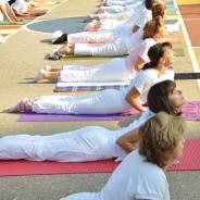 Međunarodni joga kamp Samadhi II, 2011