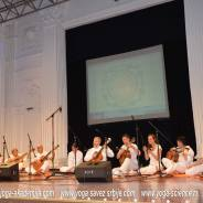 Kirtan grupa Samadhi, koncert u SKC-u, 2013