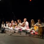 Kirtan grupa Samadhi, koncert, Beograd, 2015.
