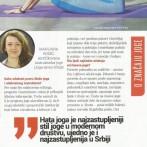 Značaj joge u magazin L&Zdravlje