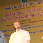 Konferencija o joga terapiji, Indija, 2015.
