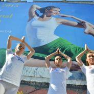 Međunarodni dan joge u Srbiji, 2015.