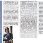 Intervju, Milica Zorić, časopis Farmakon, 2010.