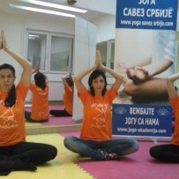 Joga savez Srbije – Move week, 2015.
